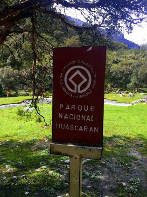 Huascaran Nationalpark